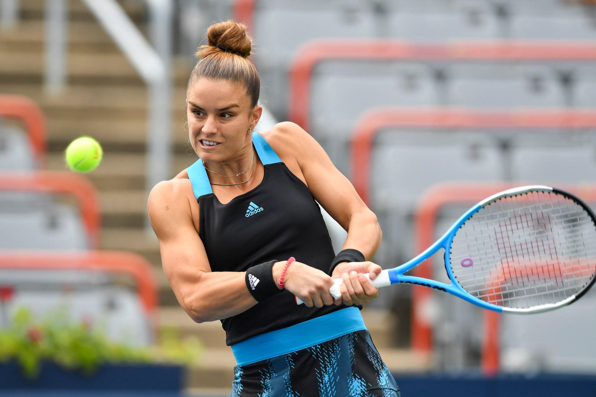 US Open: Maria Sakkari vs Katerina Siniakova Tennis Prediction and Pick
