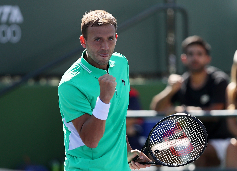 Indian Wells Open: Diego Schwartzman vs Dan Evans Tennis Prediction